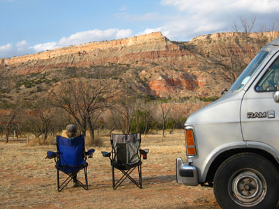 Camp View Palo Duro