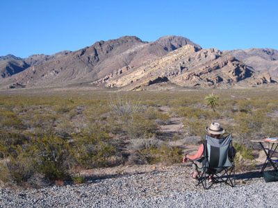 Las Cruces Boondocking