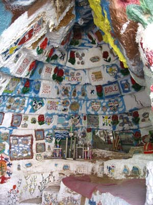 Salvation Mountain Museum