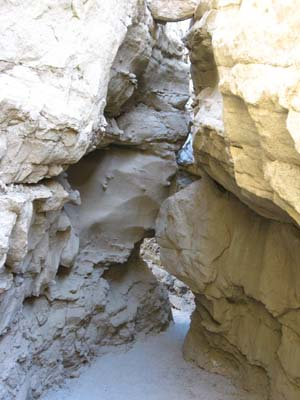 Slot Canyon Anza Borrego