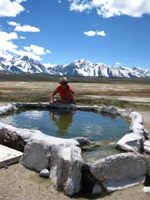 hot springs along highway 395