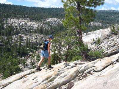 Granite Hiking