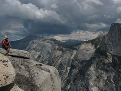 On North Dome