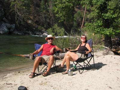 On The Kings River