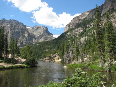 The Loch, Rocky Mountain