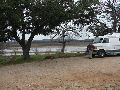 Lake Buchanan, Texas, Feb, 2013