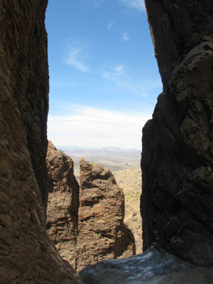 The Window Trail