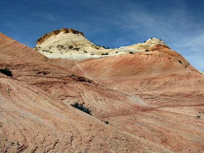 Escalante Canyon near Head of Rocks