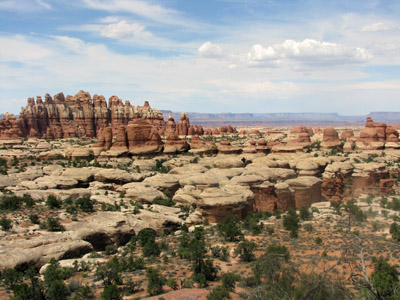Canyonlands Chesler Park View