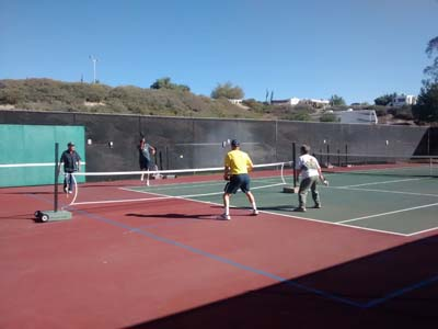 Jojoba Hills pickle ball