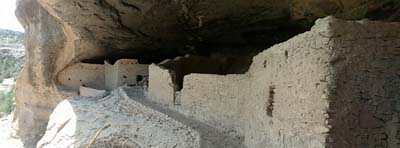 Gila Cliff Dwellings N.M.