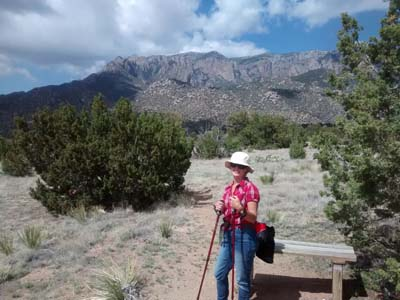 Sandia Mountains Foothills Trails