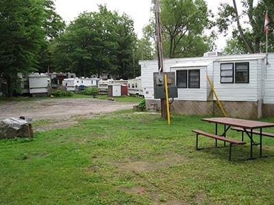 Ontario Boondocking Travelite Trailers Inc Mobile Office Trailer Rentals