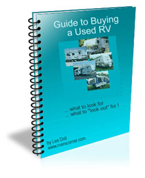 Guide To Buing A Used RV by Les Doll