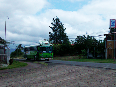 Bus to Tilaran