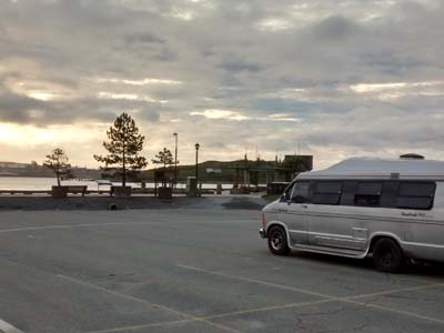 Halifax RV Parking