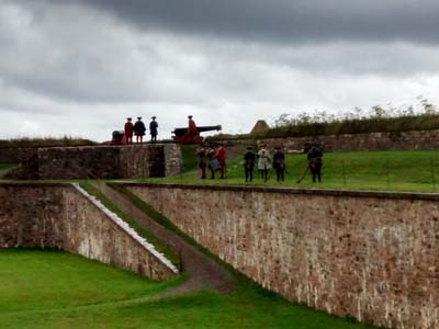 Fortress of Louisburg