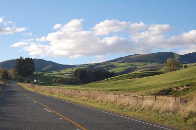 New Zealand, Inland Scenic Route