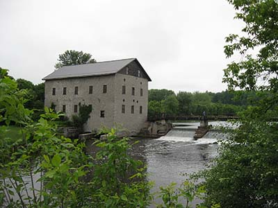 Mill at Lang Pioneer Village