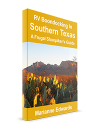 RV Boondocking In Southern Texas