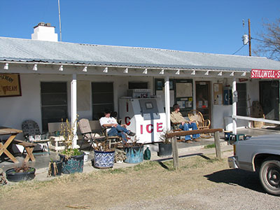The Stillwell Ranch Store