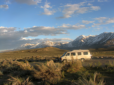 Ultimate in boondocking