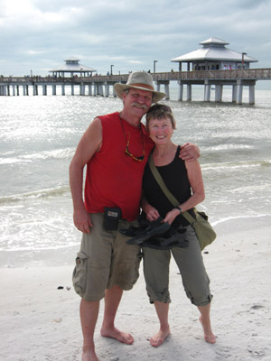 us on Fort Myers Beach