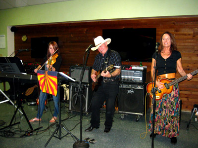 The Hired Hands - country band