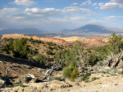 Burr Trail, Escalante N.M.