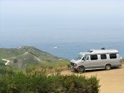 Coastal Boondocking