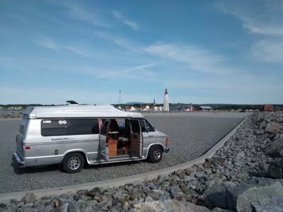 warf boondocking