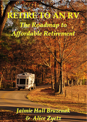 Retire ito an RV - The Roadmap to Affordable Retirement Living