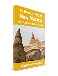 RV Booondocking In New Mexico