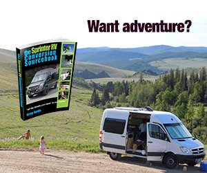 Sprinter RV Conversion Ebooks