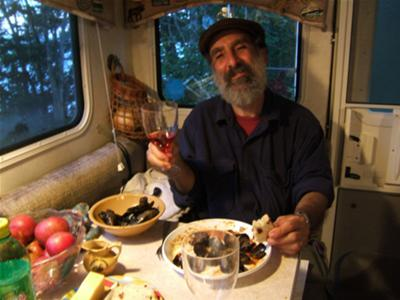 Free Dinner from Bay of Fundy